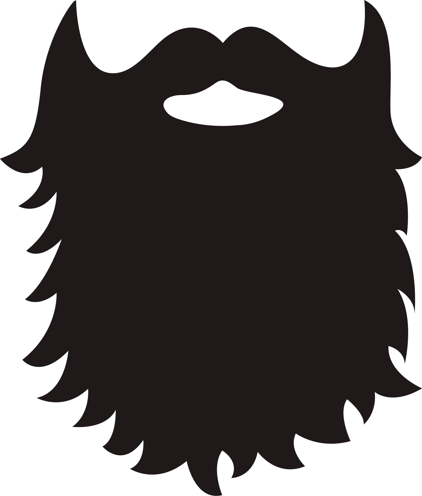 Wolverine beard png. Collection of free begirded