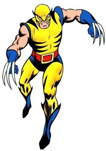 Wolverine clipart wolverine mask. What is the point