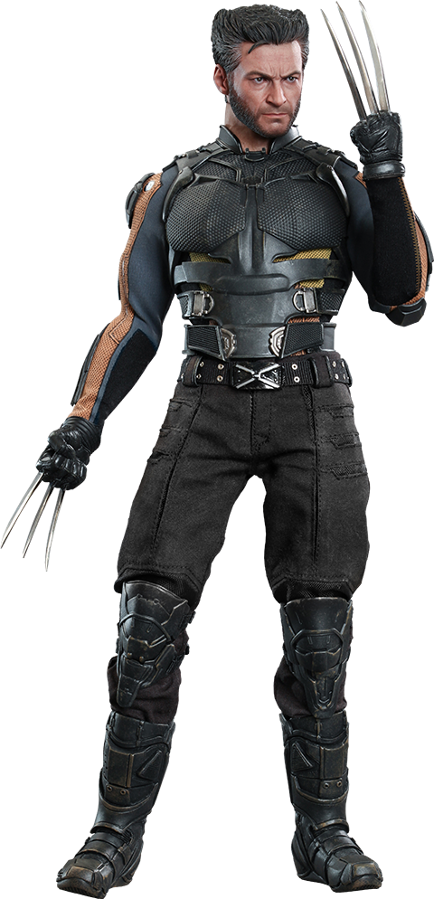 Hot Toys Wolverine Sixth Scale Figure