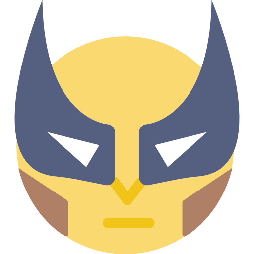 Wolverine icon png. Svg
