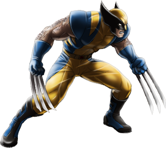 Pic. Wolverine png graphic black and white download
