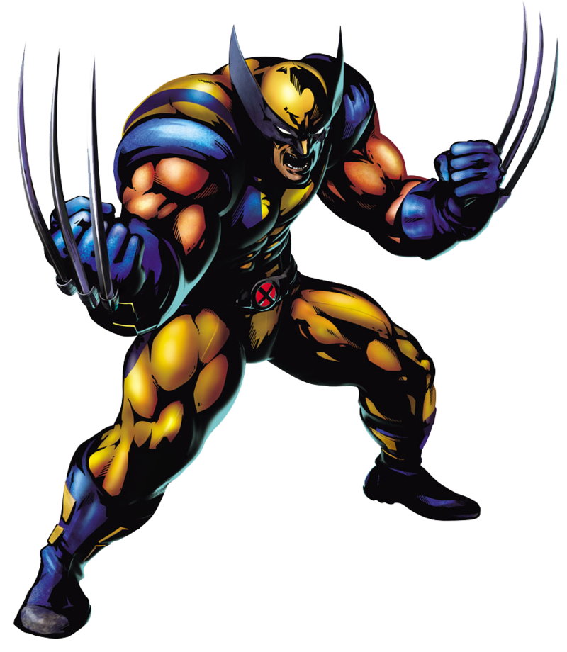 Download free transparent image. Wolverine png clip royalty free stock
