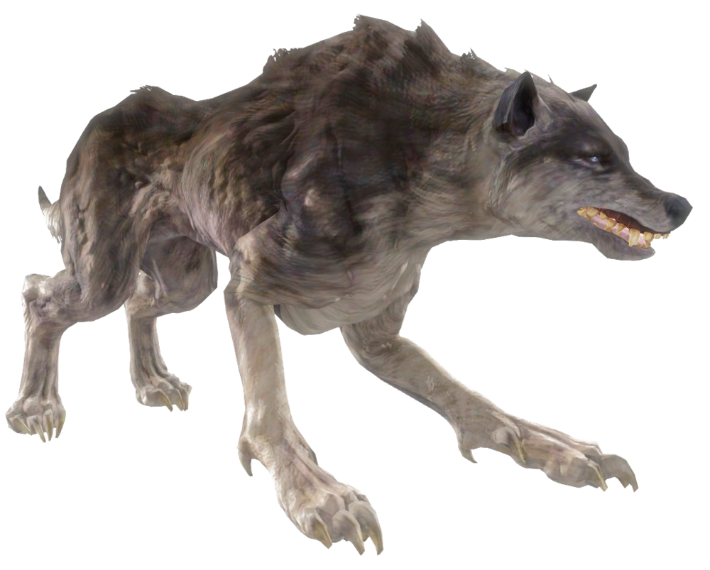 Wolves transparent ghost. Fifth edition fallout vicious