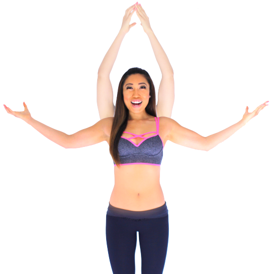 Arms woman png. Day sleek challenge