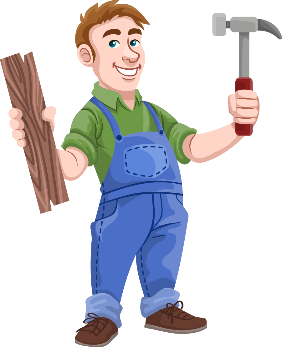 Woman clipart carpenter. Free download best on