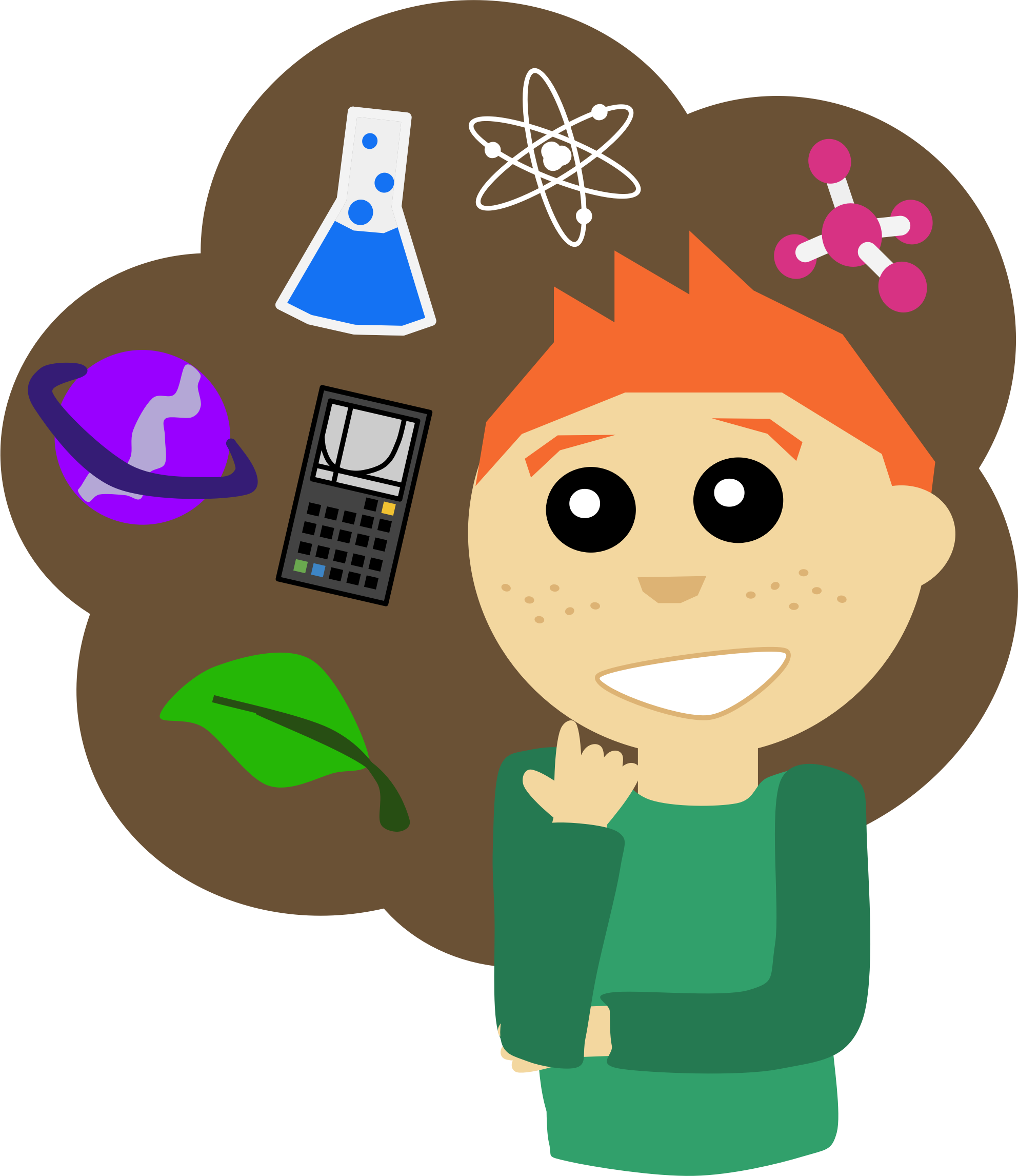Woman clipart science. Girl scientist clip arts