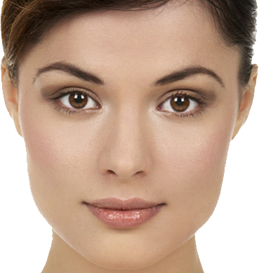 Girl face png. Woman