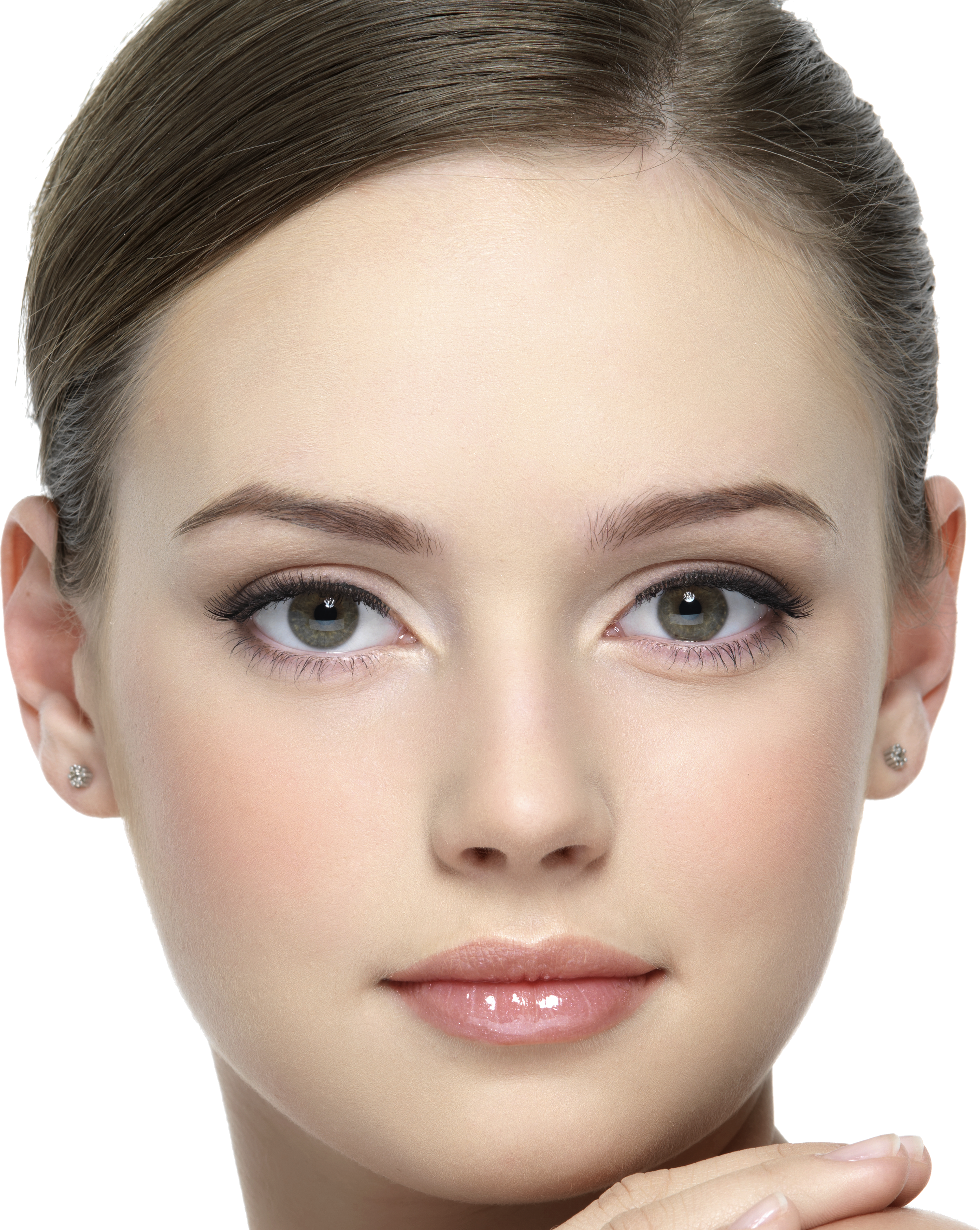 Woman face png. Image