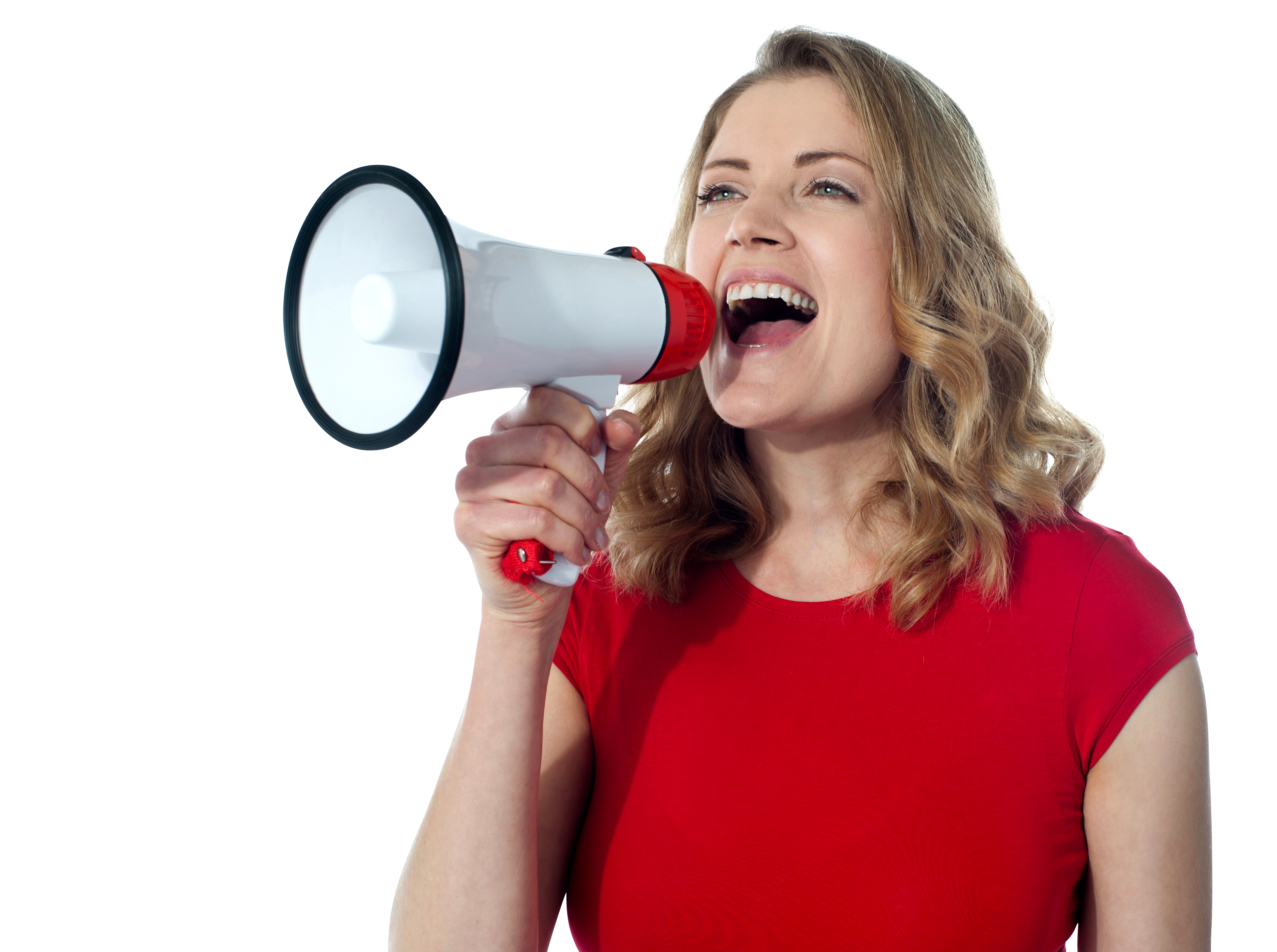 Women singing png. Stock photography female screaming