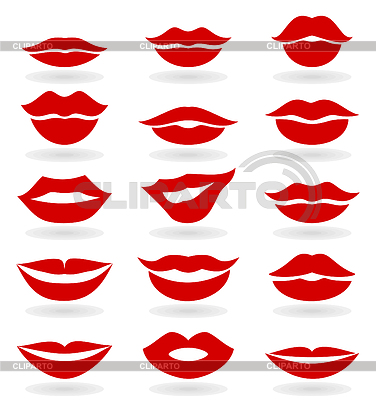 Women clipart mouth. Female stock photos and