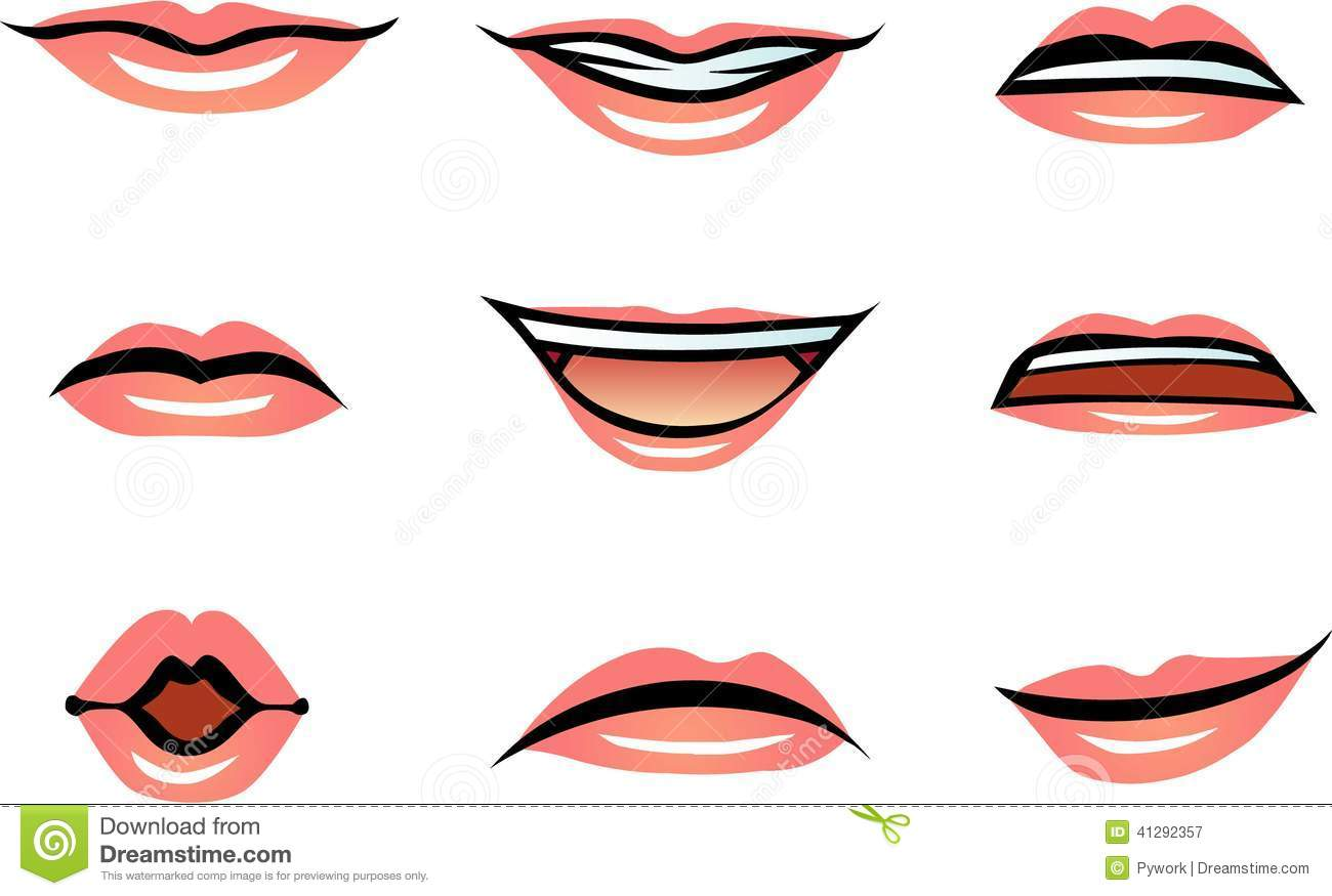 Women clipart mouth. Depressed woman silhouette at