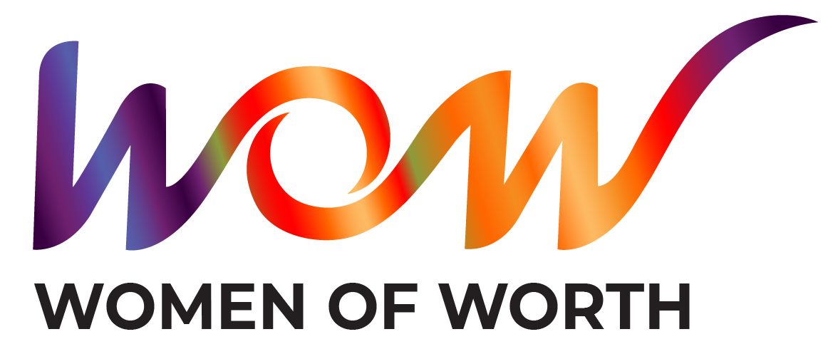 Women of worth logo png. Home programme