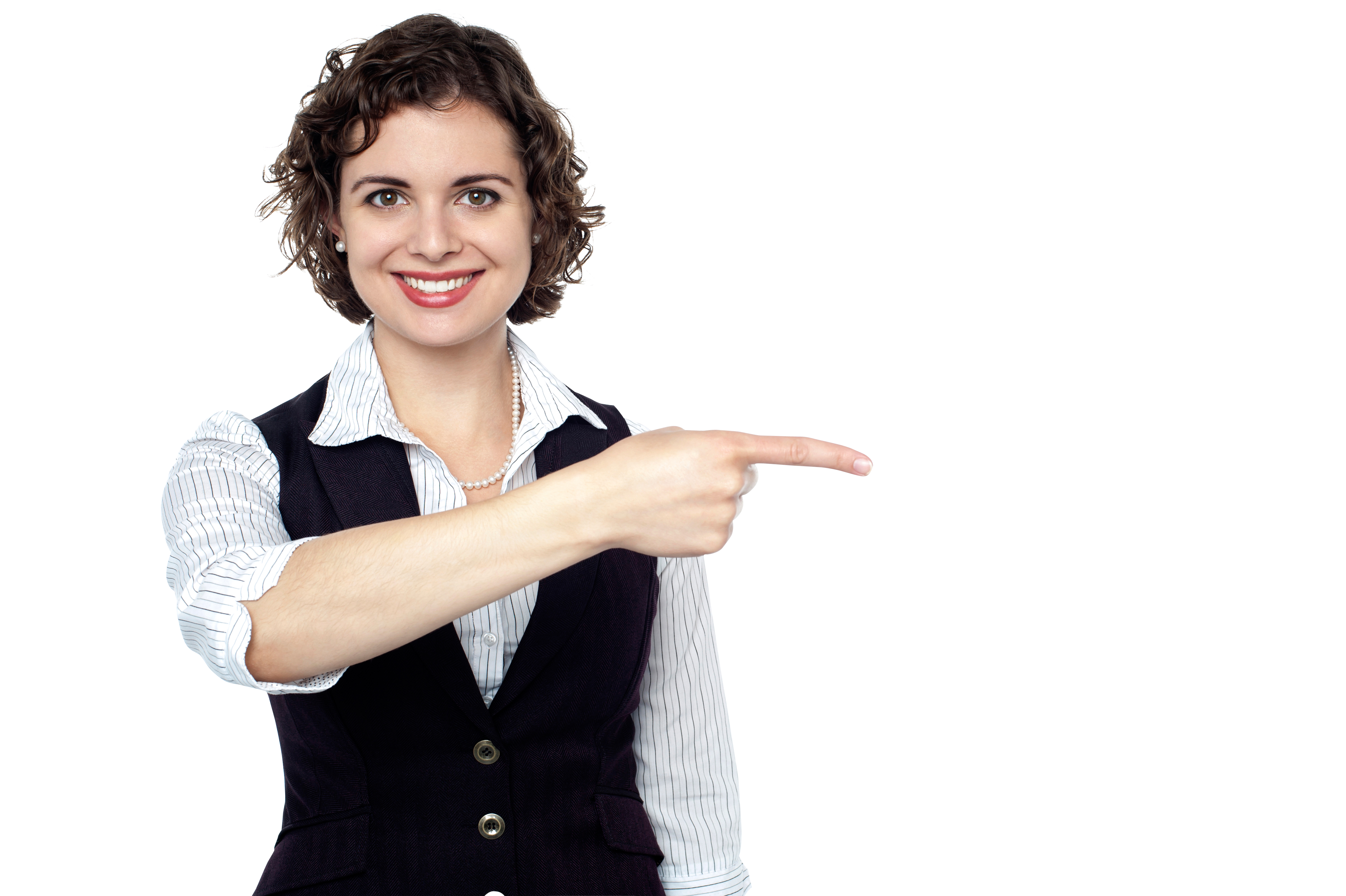 Women png images. Pointing right image purepng