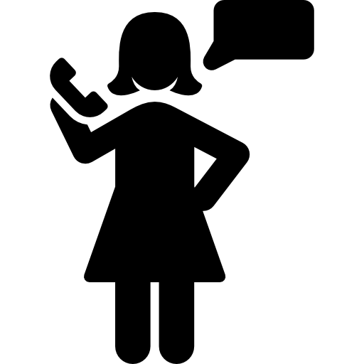 Women talking png. Working icon svg