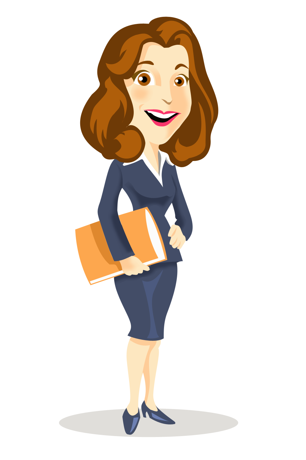 Women transparent animated. Business france logo png
