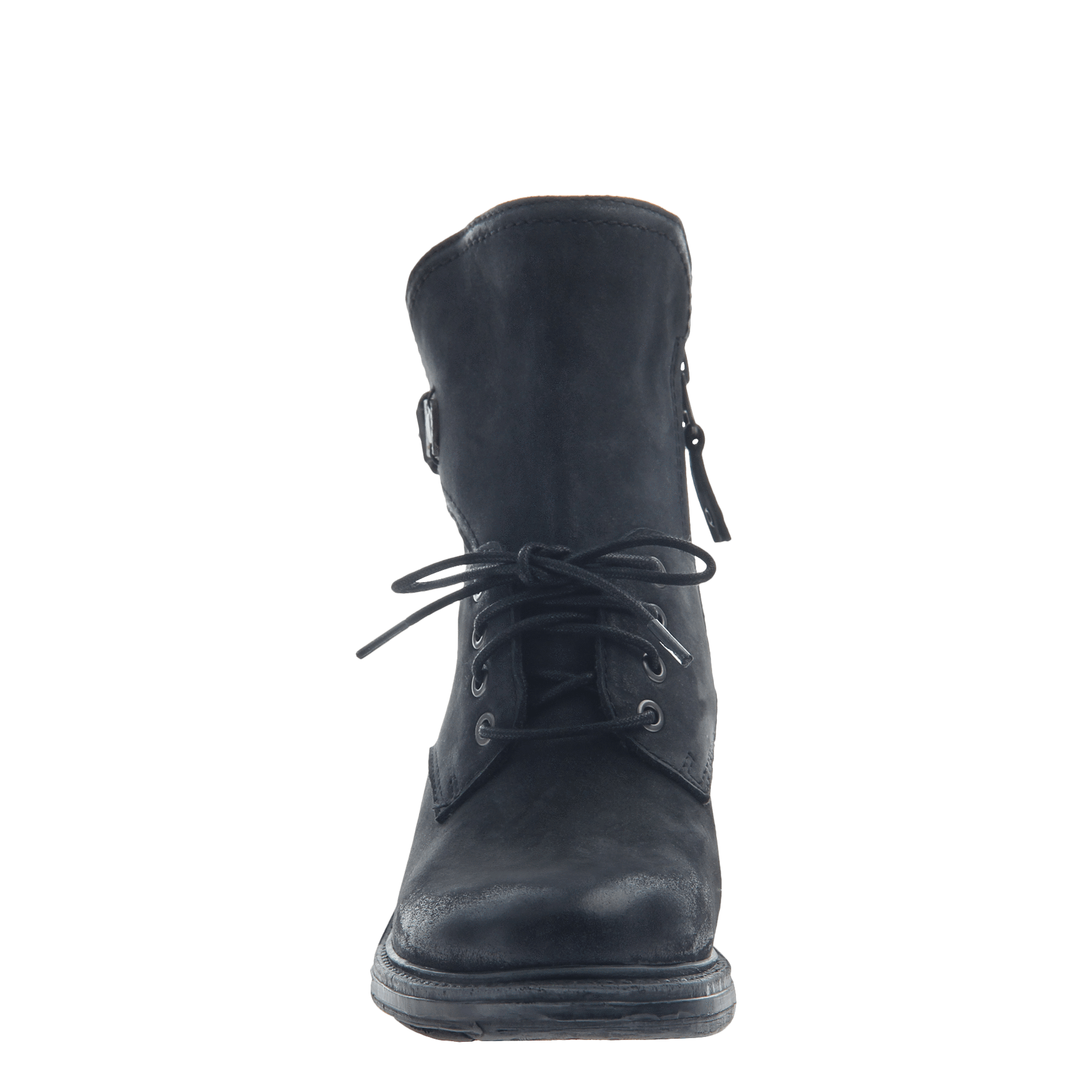 Womens boots png. Gallivant in black mid