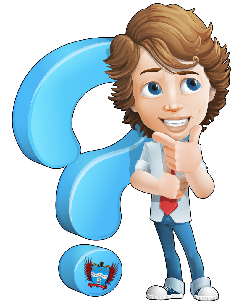 Wonder clipart curious person. House bill of lading