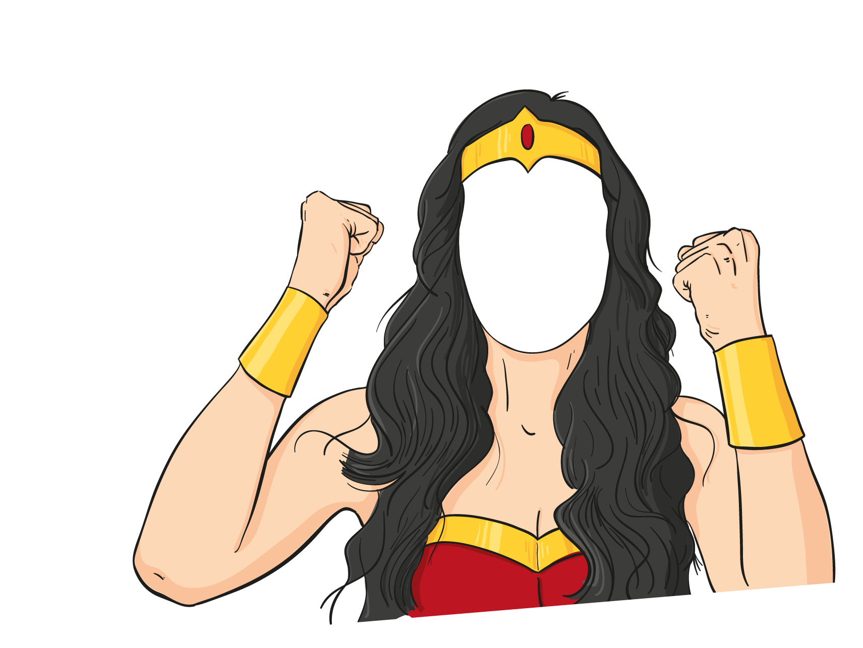 wonder woman crown png