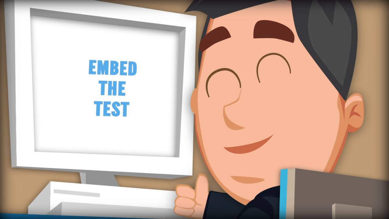 Wonder clipart test quiz. Create online tests using
