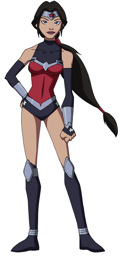 Drawing marvel wonder woman. Justice league war outfit