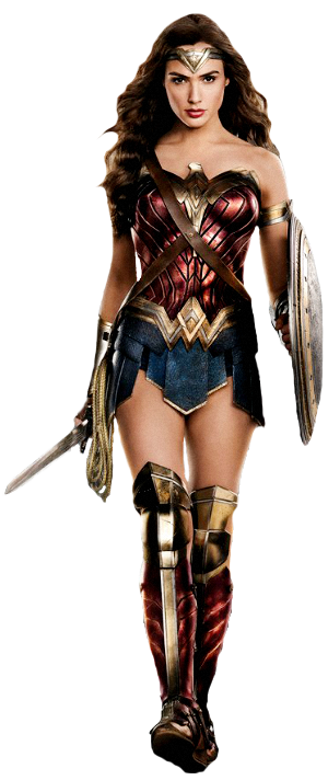 Wonder woman png. Justice league promotional by