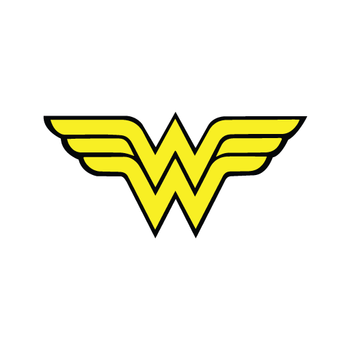 Woman logos vector eps. Wonder women logo png png royalty free