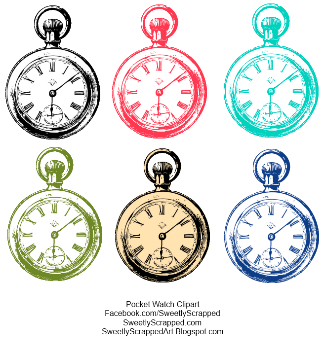 Wonderland clipart fob. Free printable watch faces