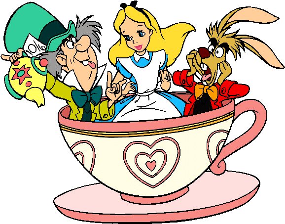 Wonderland clipart teacup. Download drawing alice in