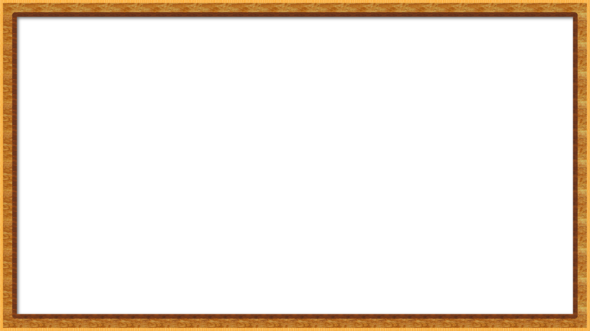 Wood border png. Style hearthstone inspired by