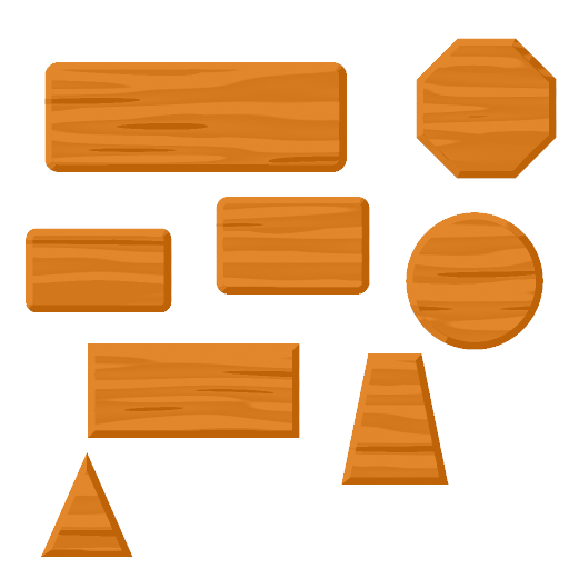 Wood cartoon png. My actual work on