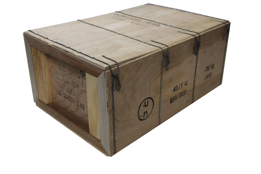 Military crate png