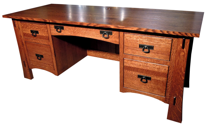 Wood desk png. Outstanding modesto office furniture