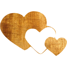 Wooden heart png. Light wood icon free