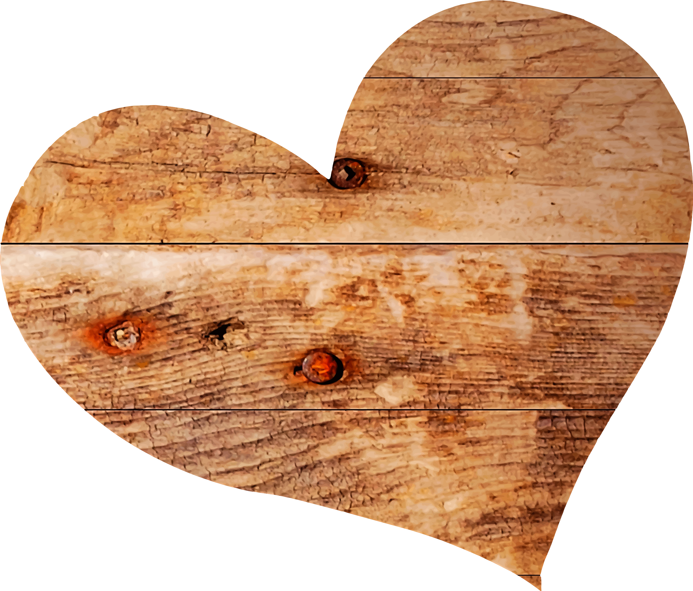 Wood heart png. Wooden icons free and