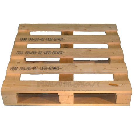 Wood pallet png. Four way block wooden