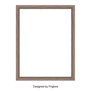 Retro frames png. Wooden frame images vectors
