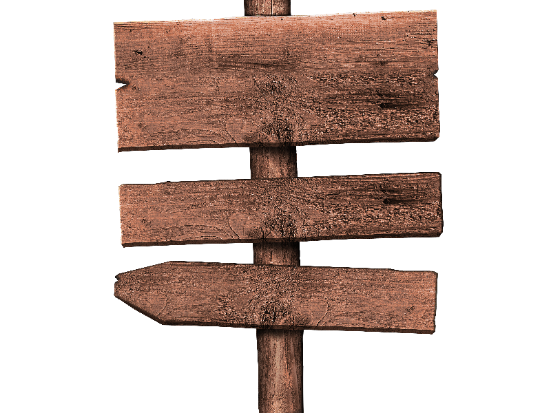 Wood sign png. Free rustic isolated objects