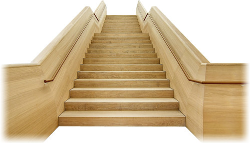 Wood stairs png. Stair systems superior window
