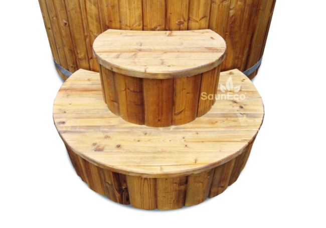 Wood stairs png. For wooden hot tub