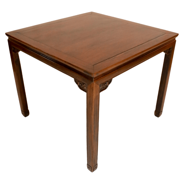 Wood table png. Th century chinese