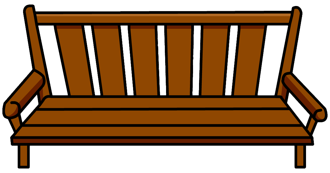 Wooden bench png. Image wood furniture icon