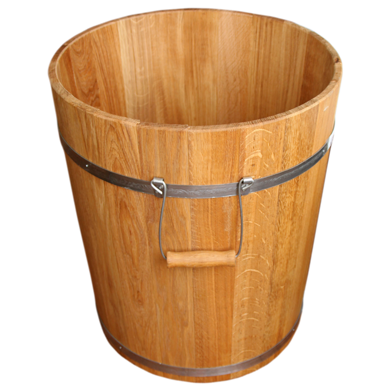 Wooden bucket png. Euroshop eu for flowers