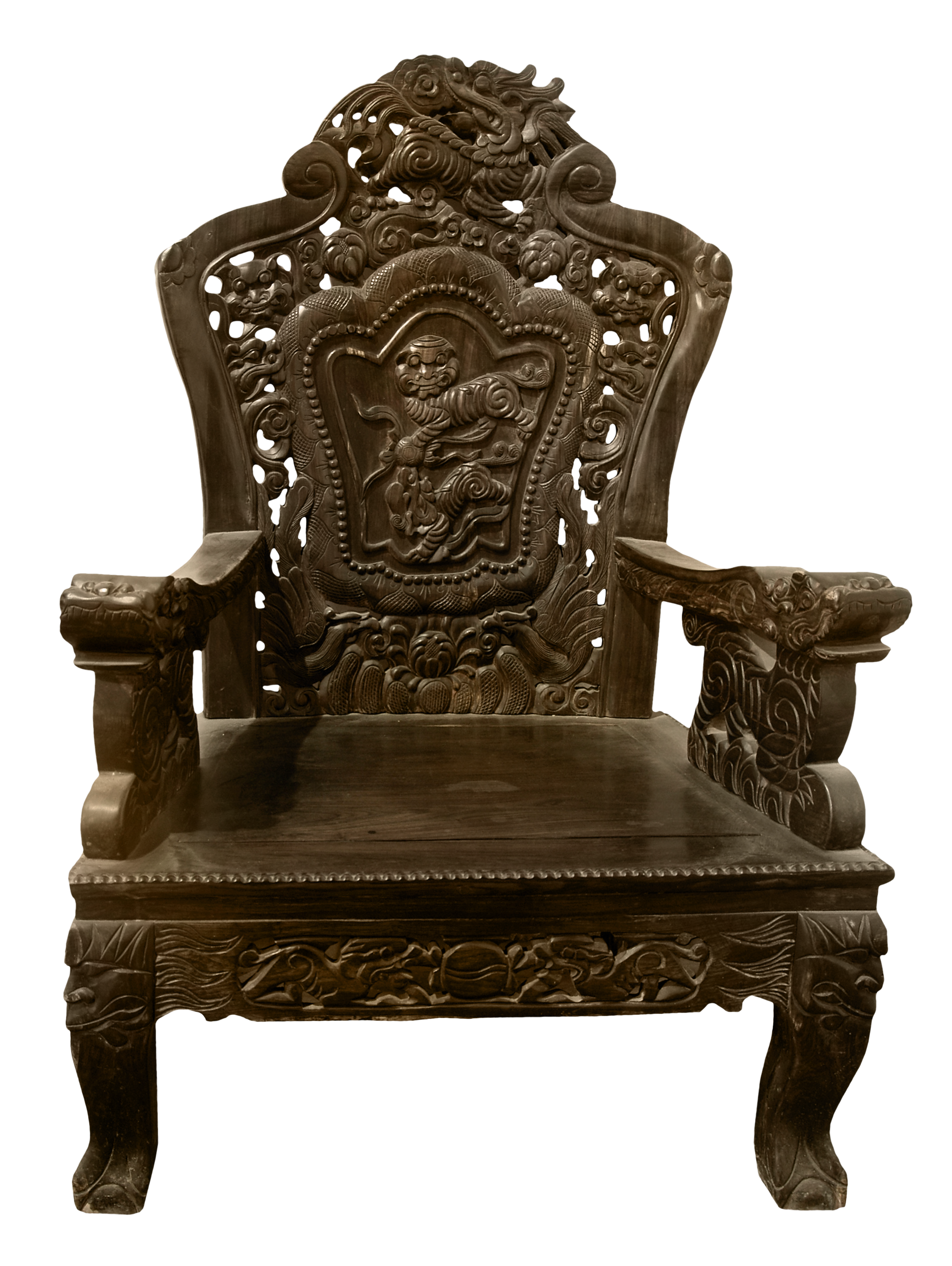 vector furniture antique chair