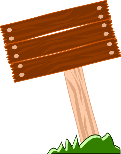 Board vector old wood. Wooden signboards clipart