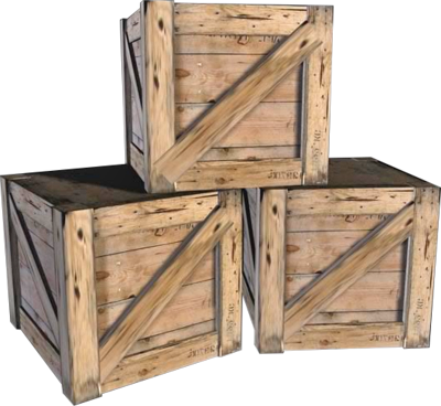 Wooden crate png. Crates psd jolly roger