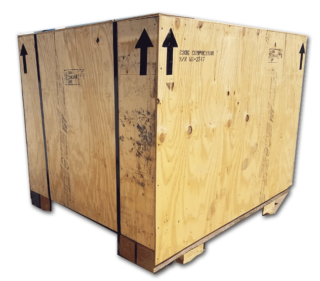 Wooden crate png. Wood crates custom shipping