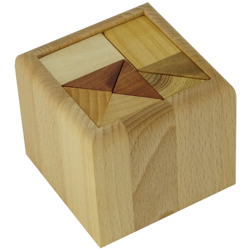 Wooden cube png. Ac wood puzzle ebay