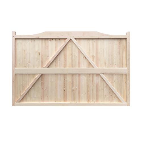 Wooden gate png. Abbeywood sliding for entrance