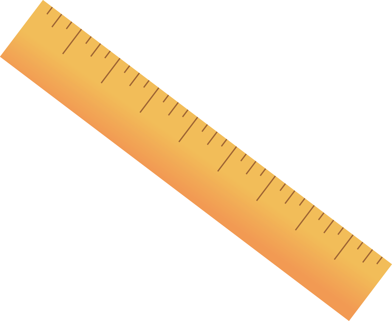 Wooden ruler png. Transparent free images only