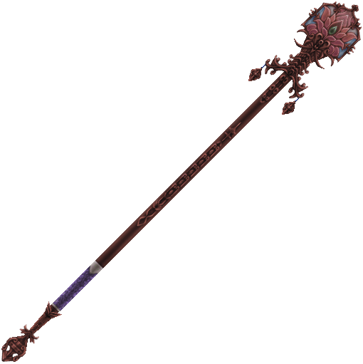 Wooden staff png. Weapon type final fantasy